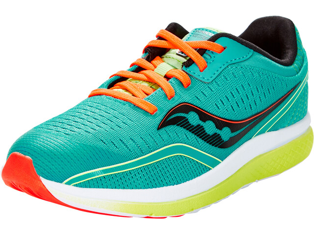saucony S-Kinvara 11 Chaussures Fille, blue mutant